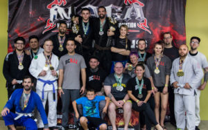 BCBJJ Team at NAGA