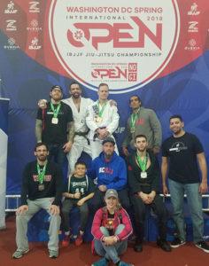 IBJJF DC Spring Open 2018