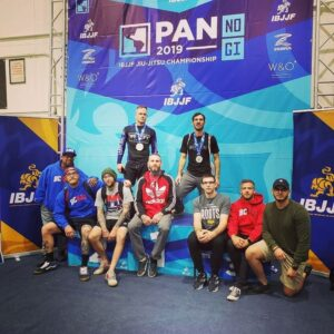 Team BCBJJ at 2019 New York City IBJJF Pan Ams